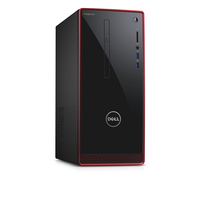 DELL Inspiron 3656 2.1GHz FX-8800P Scrivania Nero PC