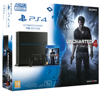 Sony PlayStation 4 1TB Uncharted 4: A Thief