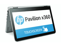 "HP Pavilion x360 13-s101ur 2.3GHz i5-6200U 13.3"" 1920 x 1080Pixel Touch screen Argento Ibrido (2 in 1)"