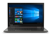 "Toshiba Satellite Radius 12 P25W-C2304-4K 2.5GHz i7-6500U 12.5"" 3840 x 2160Pixel Touch screen Carbonio, Grigio Ibrido (2 in 1)"