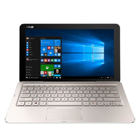 "ASUS Transformer Book T300CHI-FL181H 0.8GHz M-5Y10 12.5"" 1920 x 1080Pixel Touch screen Oro Ibrido (2 in 1) notebook/portatile"