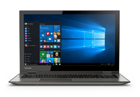 "Toshiba Satellite Radius 15 P55W-C5321-4K 2.5GHz i7-6500U 15.6"" 3840 x 2160Pixel Touch screen Carbonio, Grigio Ibrido (2 in 1)"