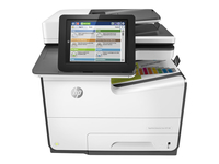 HP PageWide Managed Color MFP E58650dn 2400 x 1200DPI Getto termico d