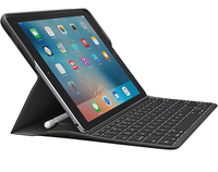 "Logitech 920-008102 9.7"" Custodia a libro Nero custodia per tablet"
