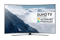 "Samsung 88"" Curved SUHD TV KS9890 88"" 4K Ultra HD Smart TV Wi-Fi Titanio LED TV"
