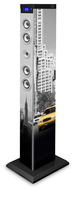 Bigben Interactive TW9NY3 Torre 60W Multicolore set audio da casa