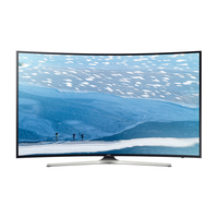 "Samsung UE49KU6100W 49"" 4K Ultra HD Smart TV Wi-Fi Nero LED TV"