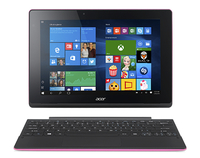"Acer Aspire Switch 10 E SW3-016-14NY 1.44GHz x5-Z8300 10.1"" 1280 x 800Pixel Touch screen Rosa Ibrido (2 in 1)"