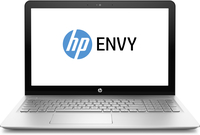 "HP ENVY 15-as032TU 2.5GHz i7-6500U 15.6"" 3840 x 2160Pixel Touch screen Argento Computer portatile"