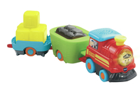 VTech Tchou Tchou Bolides Kevin, le train de la mine giocattolo trainabile