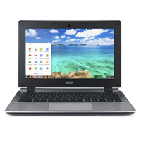 "Acer Chromebook R 11 C738T-C27B 1.6GHz N3160 11.6"" 1366 x 768Pixel Touch screen Grigio Chromebook"