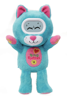 VTech KidiFluffies Twisty (chat) giocattolo interattivo