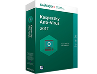 Kaspersky Lab Anti-Virus 2017 Base license 3utente(i) 1anno/i