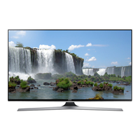 "Samsung UE48J6200AW 48"" Full HD Smart TV Wi-Fi Nero LED TV"