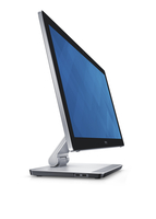 "DELL Inspiron 24 2.3GHz i5-6300HQ 23.8"" 1920 x 1080Pixel Touch screen Nero, Argento PC All-in-one"