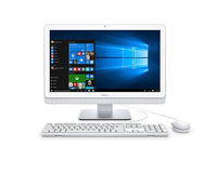 "DELL Inspiron 3263 2.1GHz 4405U 21.5"" 1920 x 1080Pixel Bianco PC All-in-one"