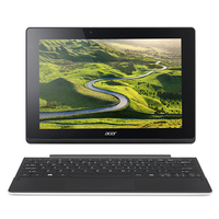 "Acer Aspire Switch 10 E SW3-013-14FE 1.33GHz Z3735F 10.1"" 1280 x 800Pixel Touch screen Nero, Bianco Ibrido (2 in 1)"