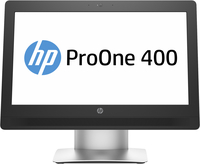 "HP ProOne 400 G2 3.3GHz G4400 20"" 1600 x 900Pixel Nero, Argento PC All-in-one"