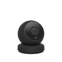 Logitech Circle IP security camera Interno Cupola Nero