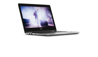 "DELL Inspiron 7368 2.5GHz i7-6500U 13.3"" 1920 x 1080Pixel Touch screen Nero, Argento Ibrido (2 in 1)"
