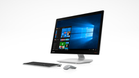 "Lenovo IdeaCentre 910 27 2.2GHz i5-6400T 27"" 1920 x 1080Pixel Touch screen Nero, Argento PC All-in-one"