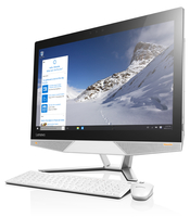 "Lenovo IdeaCentre 700-24ISH 3.4GHz i7-6700 23.8"" 1920 x 1080Pixel Touch screen Bianco PC All-in-one"