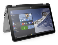"HP ENVY x360 15-u483cl 2.5GHz i7-6500U 15.6"" 1920 x 1080Pixel Touch screen Argento Computer portatile"