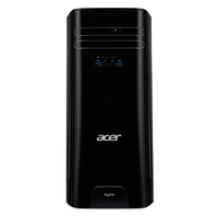 Acer Aspire TC-780 2.7GHz i5-6400 Scrivania Nero PC