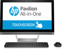 "HP Pavilion 24-b009la 2.2GHz i5-6400T 23.8"" 1920 x 1080Pixel Bianco PC All-in-one"
