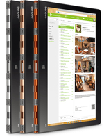 "Lenovo Yoga 900 2.2GHz i7-6560U 13.3"" 3200 x 1800Pixel Touch screen Ibrido (2 in 1)"