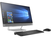"HP Pavilion 24-q001la 3.2GHz i3-6100T 23.8"" 1920 x 1080Pixel Bianco PC All-in-one"
