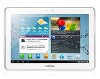 Samsung Galaxy Tab 2 GT-P5100 16GB 3G Bianco tablet