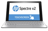 "HP Spectre x2 12-a008nr 0.9GHz m3-6Y30 12"" 1920 x 1280Pixel Touch screen 3G 4G Argento Ibrido (2 in 1)"