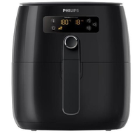 Philips Avance Collection HD9641/91 Singolo Indipendente Low fat fryer 1425W Nero friggitrice