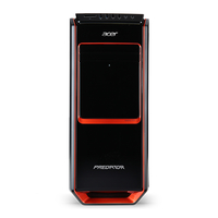 Acer Predator G3-605 3.6GHz i7-4790 Torre media Nero PC
