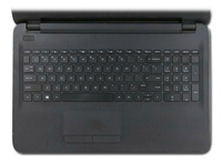HP Top cover & keyboard (UK) Custodia