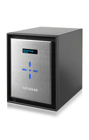 Netgear ReadyNAS 626X NAS Mini Tower Ethernet LAN Black,Silver