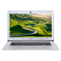 "Acer Chromebook 14 CB3-431-C8YS 1.6GHz N3160 14"" 1920 x 1080Pixel Argento Chromebook"