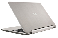 "ASUS Transformer Book Flip TP200SA-FV0145D 1.6GHz N3050 11.6"" 1366 x 768Pixel Touch screen Argento Ibrido (2 in 1) notebook/portatile"
