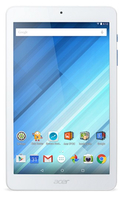 Acer Iconia B1-850-K1KK 16GB Blu, Bianco tablet