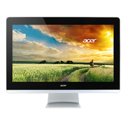 "Acer Aspire Z3-710 2.9GHz G4400T 23.8"" 1920 x 1080Pixel Nero PC All-in-one"