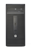 HP 280 G2 3.3GHz G4400 Microtorre Nero PC