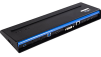 Targus ACP71EUZA USB 3.0 (3.1 Gen 1) Type-B Nero replicatore di porte e docking station per notebook