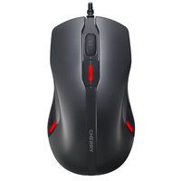 Cherry MC 4000 USB Ottico 2000DPI Ambidestro Nero mouse