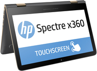 "HP Spectre x360 x360 - 13-4203ng 2.2GHz i7-6560U 13.3"" 2560 x 1440Pixel Touch screen Alluminio, Argento Ibrido (2 in 1)"