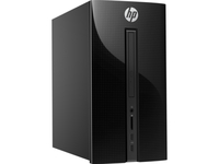 HP 460-a000nd 1.6GHz J3060 Scrivania Nero PC