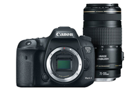 Canon EOS 7D Mark II Body Kit with EF 70-300mm f/4-5.6 IS USM Lens