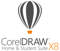 Corel CorelDRAW Home & Student Suite X8 ESD