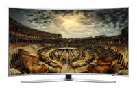 "Samsung HG55EE890WB 55"" 4K Ultra HD Wi-Fi Argento LED TV"