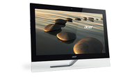 "Acer Aspire U5-610 2.2GHz i7-4702MQ 23"" 1920 x 1080Pixel Touch screen Nero, Argento PC All-in-one"